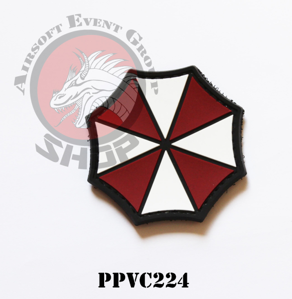 PVC patch Umbrella Corporation