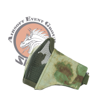 "Airsoft Face Mask NylonMesh ""icc fg"""