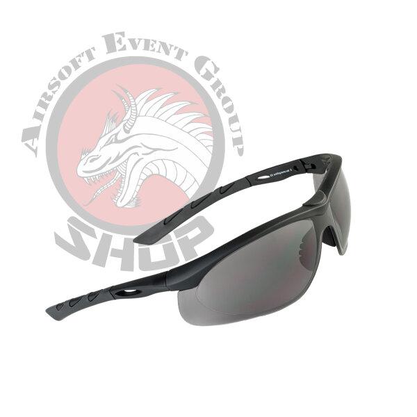 "SwissEye Sonnenbrille Lancer ""black smoke"""