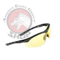 """SwissEye Sonnenbrille Lancer """"black yellow"""""""